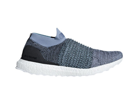 adidas Ultra Boost Laceless Parley Grey