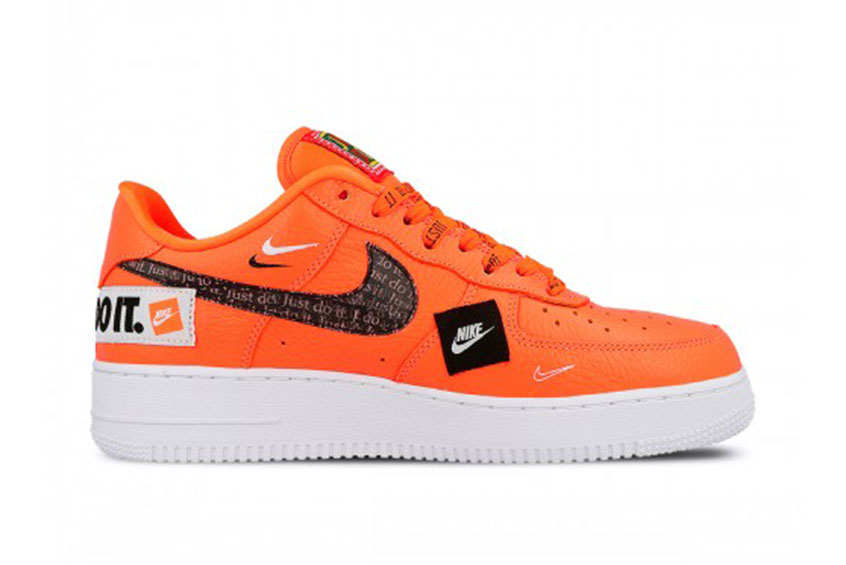 Nike Air Force 1 07 Premium Just Do It Pack Weiß