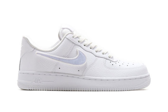 Nike Air Force 1 07 Essential Plum White : Release date