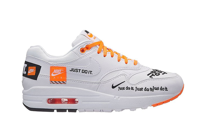 Nike Air Max 1 Just Do It Pack White Womens