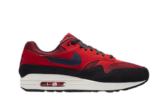 Nike Air Max 1 Red Black