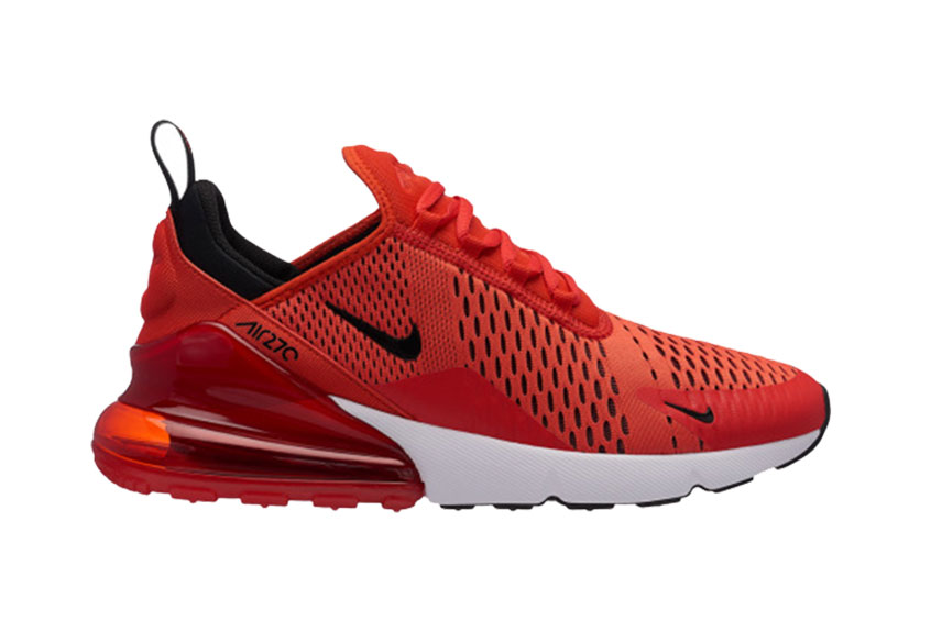 Nike Air Max 270 Habanero Red : Release date, Price & Info