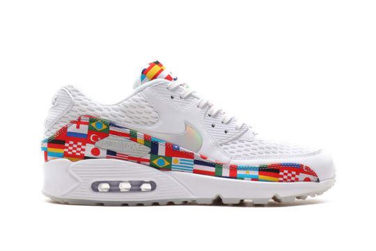 Nike Air Max 90 International Flag