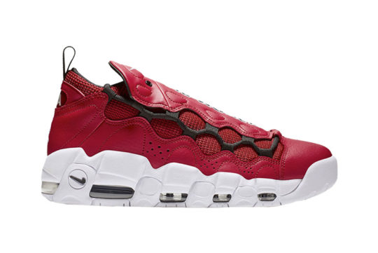 Nike Air More Money Red Black White