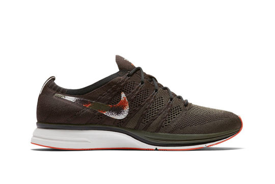 Nike Flyknit Trainer Velvet Brown