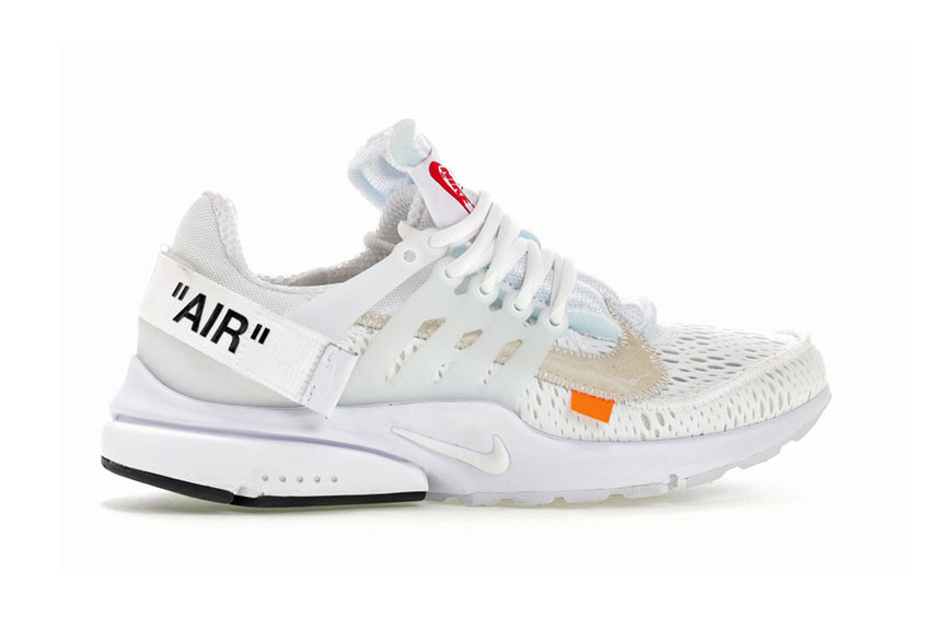 air presto off white prezzo
