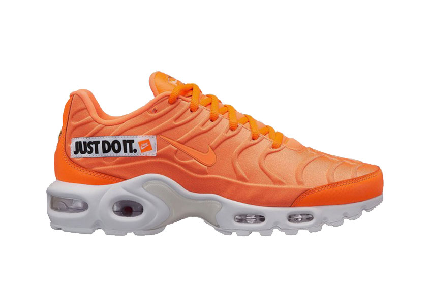 Nike TN Air Max Plus Just Do It Pack Orange