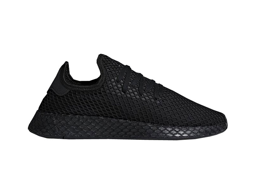 adidas Deerupt Triple Black