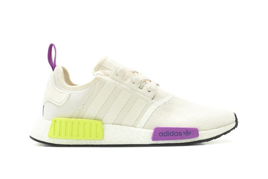 adidas NMD R1 Semi Solar Yellow