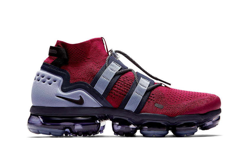Nike Air VaporMax Utility Red Obsidian