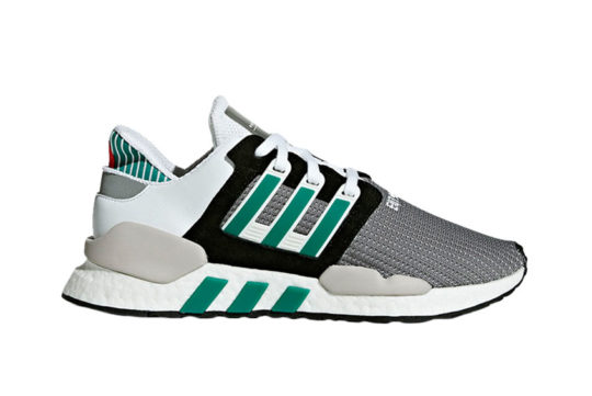 adidas EQT Support 91/18 Black Green