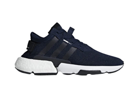 adidas P.O.D System Navy White