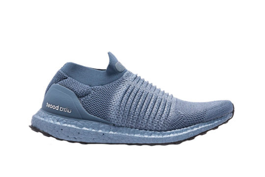 adidas Ultra Boost Laceless Tech Ink