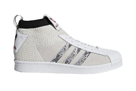 United Arrows And Sons x adidas Ultra Star White