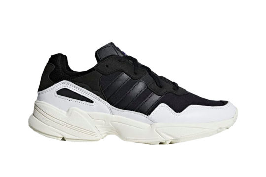 adidas Yung 96 Black White