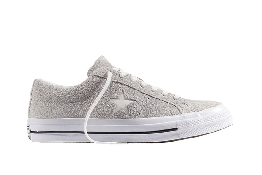d3fae2fc3c42 How to buy the Converse One Star Premium Suede Grey White