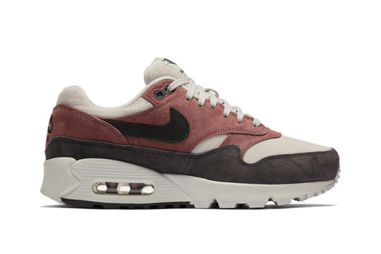 Nike Air Max 90/1 Red Sepia Women
