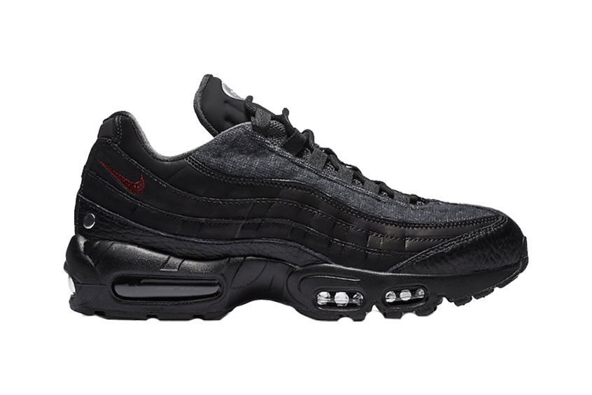 287fb9dd16481 Nike Air Max 95 NRG Jacket Pack Black : Release date, Price & Info