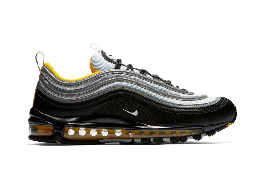 Nike Air Max 97 Steelers : Release date, Price & Info