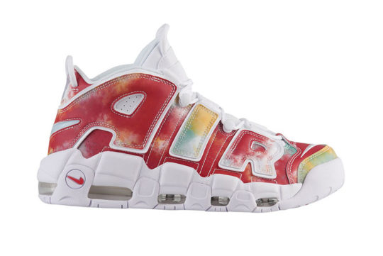 Nike Air More Uptempo UK Multi