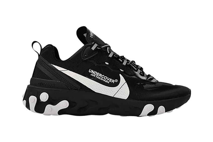 25ad41fa8013 ... france undercover x nike react element 87 black bded1 43849