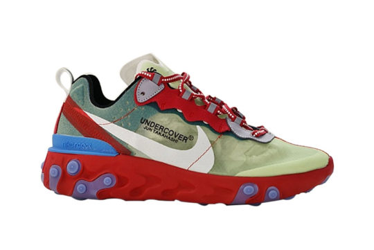 UNDERCOVER x Nike React Element 87 – Red Green
