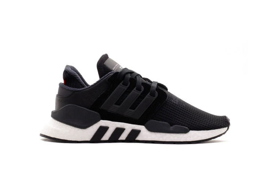 adidas EQT Support 91/18 Black White B37520