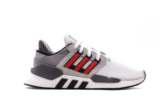 adidas EQT Support 91/18 Grey Red B37521