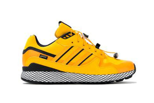Livestock x adidas Ultra Tech GTX Yellow Black B37852