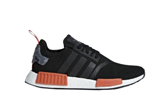 adidas NMD R1 Black Red AQ0882
