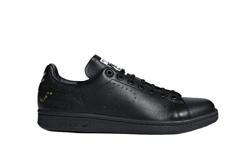 adidas Raf Simons Stan Smith Black F34257