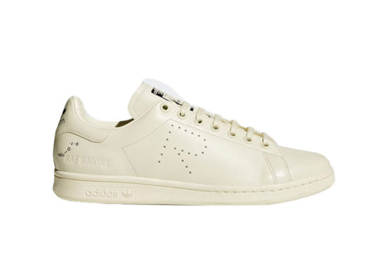 adidas Raf Simons Stan Smith Cream F34256