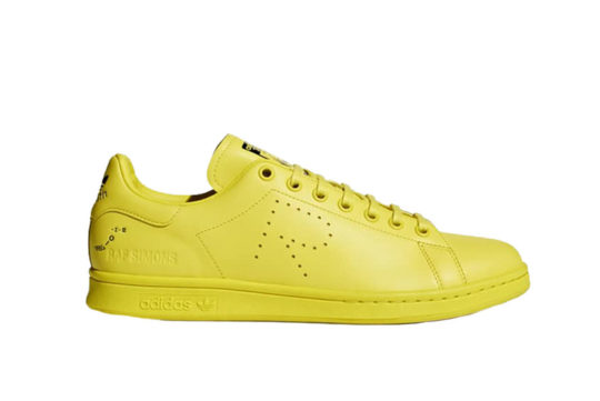 adidas Raf Simons Stan Smith Yellow F34259