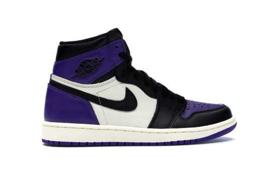 Air Jordan 1 High OG – Court Purple 555088-501