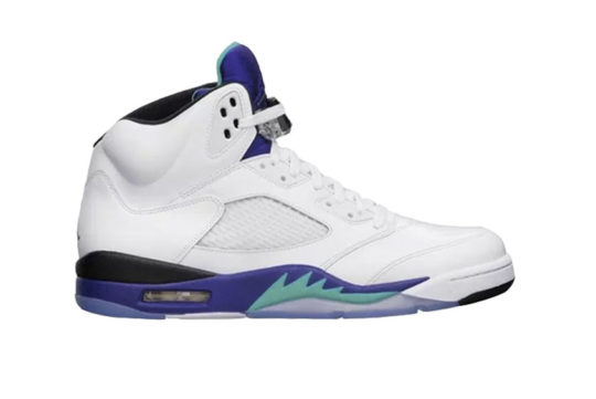Jordan 5 Fresh Prince Grape
