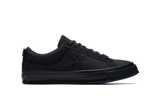Carhartt x Converse One Star WIP Black 162819C
