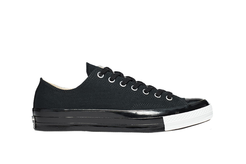 835d9a04a4c683 How to buy the Undercover x Converse Chuck 70 OX Black