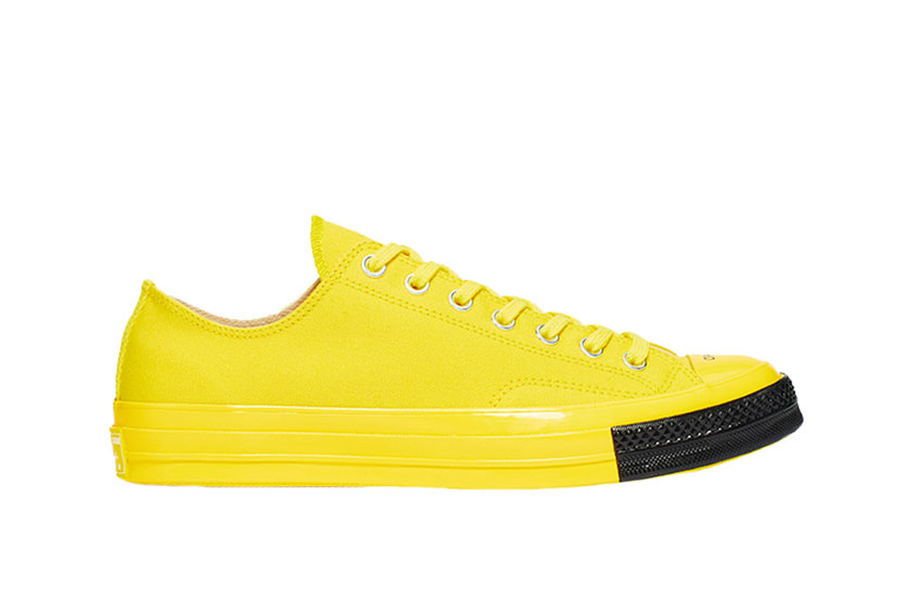 Undercover x Converse Chuck 70 OX Yellow : Release date, Price & Info