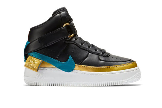 Nike Air Force 1 High Jester XX Black Blustery AR0625-001