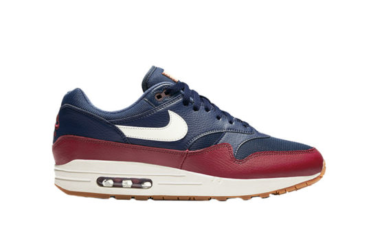 Nike Air Max 1 Blue Red AH8145-400