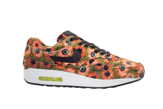 Nike Air Max 1 Premium Orange Multi 858876-003