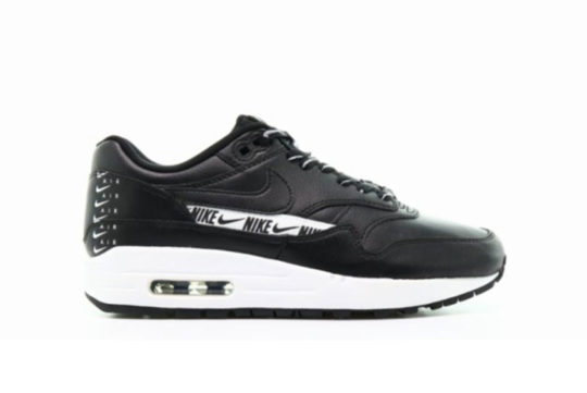 Nike Air Max 1 SE Black Womens 881101-005