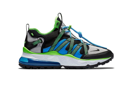 Nike Air Max 270 Bowfin Green Multi AJ7200-002