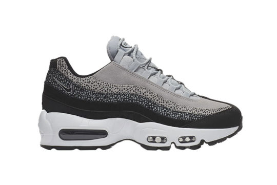 Nike Air Max 95 Premium Black Grey 807443-016