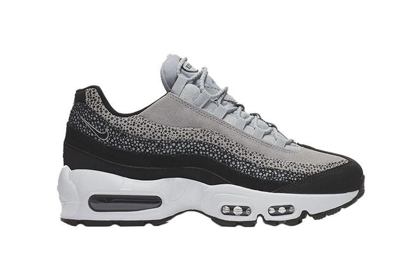 Nike Air Max 95 Premium Black Grey : Release date, Price & Info