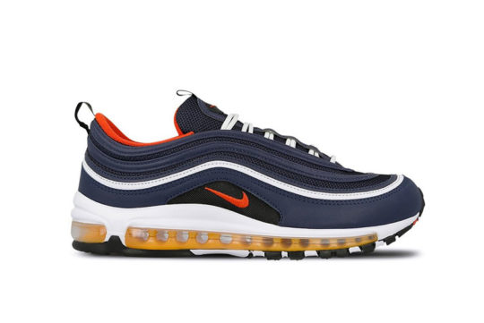 Nike Air Max 97 Navy Red 921826-403