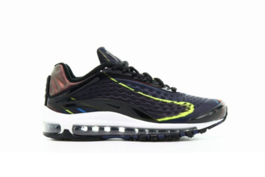 Nike Air Max Deluxe Black Multi