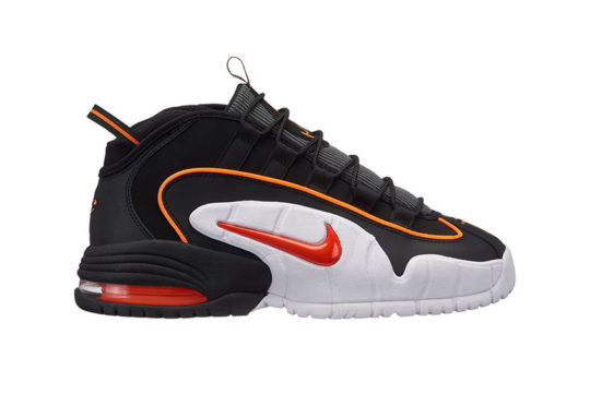 Nike Air Max Penny 1 Black Orange