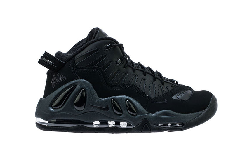 f3dfb35bad7f How to buy the Nike Air Max Uptempo 97 Triple Black