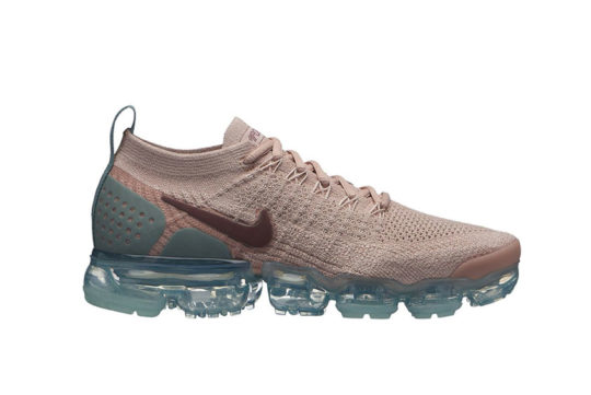 Nike Air VaporMax 2 Particle Beige Blue 942843 203